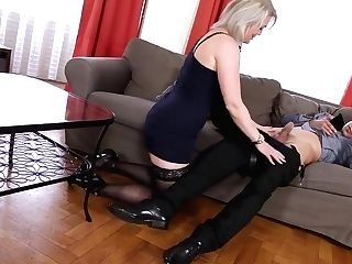 Excellent Hookup Clip Cougar Fresh Only For You