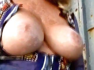 Rijpe Oude Duitse Dame Deel Two