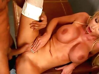 Dirty Mummy Nurse With Large Tits Fucks