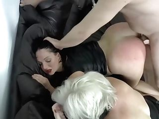 Devon Breeze And Lacey Starr In Lacey And Devon Sub Beotches