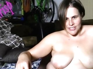 Milky Lactating Cougar Clara Crisp Blasts Milk From Big Jummy Tits