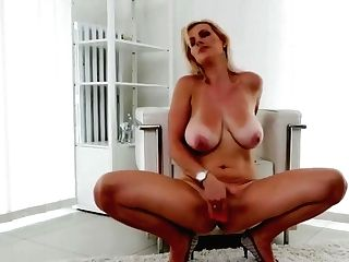 Hot Blonde Mom Playing With Herself Anal Invasion