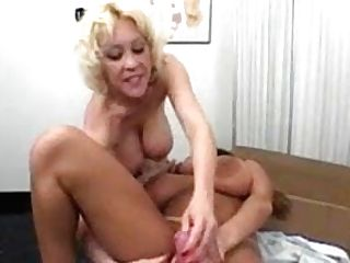 Kani And Cindy - Amazing Chesty Girly-girl Scene