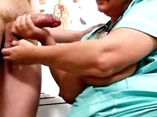 Big Natural Tits Doc Eva At Dirty Health Center
