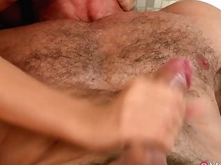 Amazing Sex Industry Stars George, Linette In Exotic Jizz Flows, Brown-haired Fuckfest Vid