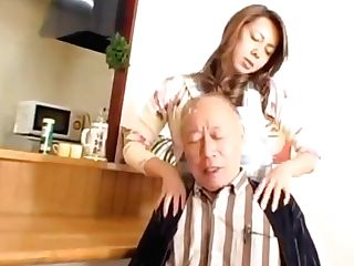 Uncle And Niece - Nursing Care Yumi Kazama