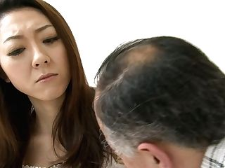 Cuddly Japanese Bitch Ruri Hayami Gets Her Hairy Snatch Tongue Fucked By Horny Teacher