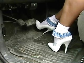 Frilly Socks 001