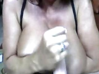 Point Of View Stepmom Tits Are Finer Than His Gf