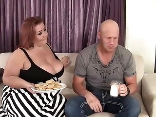 Amazing Adult Movie Star Lady Lynn In Exotic Big Meatpipes, Bbw Pornography Scene