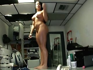 Chesty And Sexy Chick Nikki Got Fucked Indeed Nice In The Office