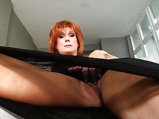 Nina Stein Mummy Mega-bitch Fucks At Cougar Thing