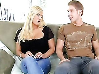 Horny Man Plays With Big Boobies And Licks Raw Vagina Of Shyla Stylez