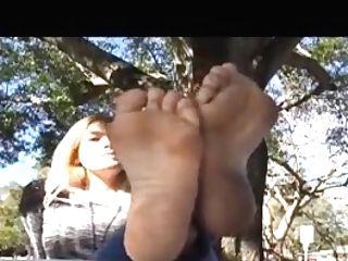 Tampa Dame Feet